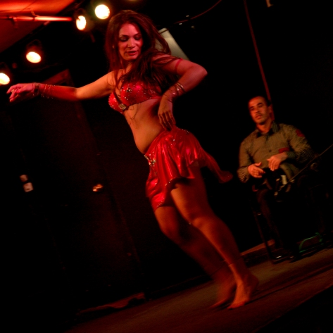 Belly Dancer Yasmin Jordy Amsterdam