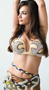 Belly Dancer Yasmin Amsterdam