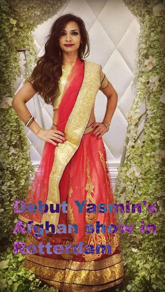 Buikdanseres Yasmin Jordy (1)